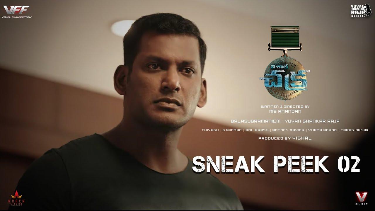 VISHAL CHAKRA - Telugu Sneak Peek 2