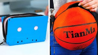 27 CREATIVE BAGS YOU CAN DO AT HOME