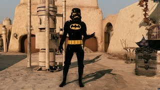 BATMAN TROOPER MOD STAR WARS BATTLEFRONT II