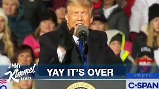 Good News! Trump Ended COVID-19 Pandemic!