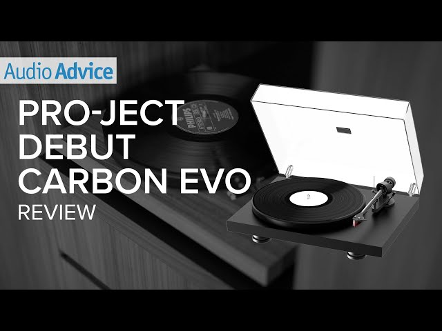 Video of Pro-Ject Debut Carbon EVO
