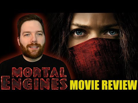 Mortal Engines – Movie Review