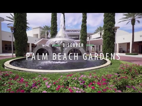 Palm Beach Gardens Video Thumbnail