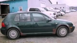 preview picture of video '1999 VOLKSWAGEN GOLF Newport VT'