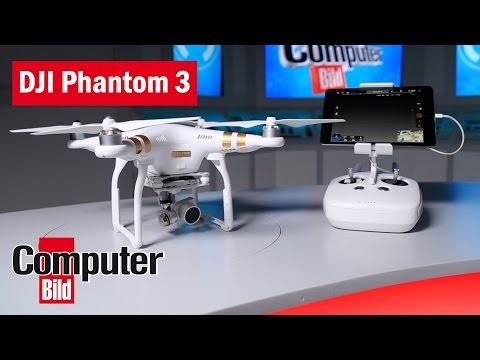 DJI Phantom 3: Der beliebte Multicopter im Test