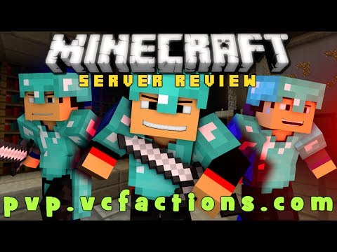 Minecraft: Raiding OP Base (Server Review)