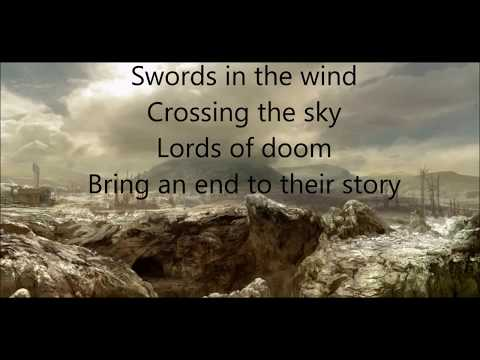 Manowar - Gods of war Lyrics