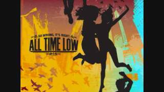 All Time Low-Six Feet Under The Stars w/ Lyrics
