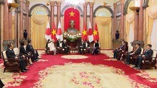 Nhà vua và Hoàng hậu Nhật Bản kết thúc tốt đẹp chuyến thăm cấp Nhà nước tới Việt Nam