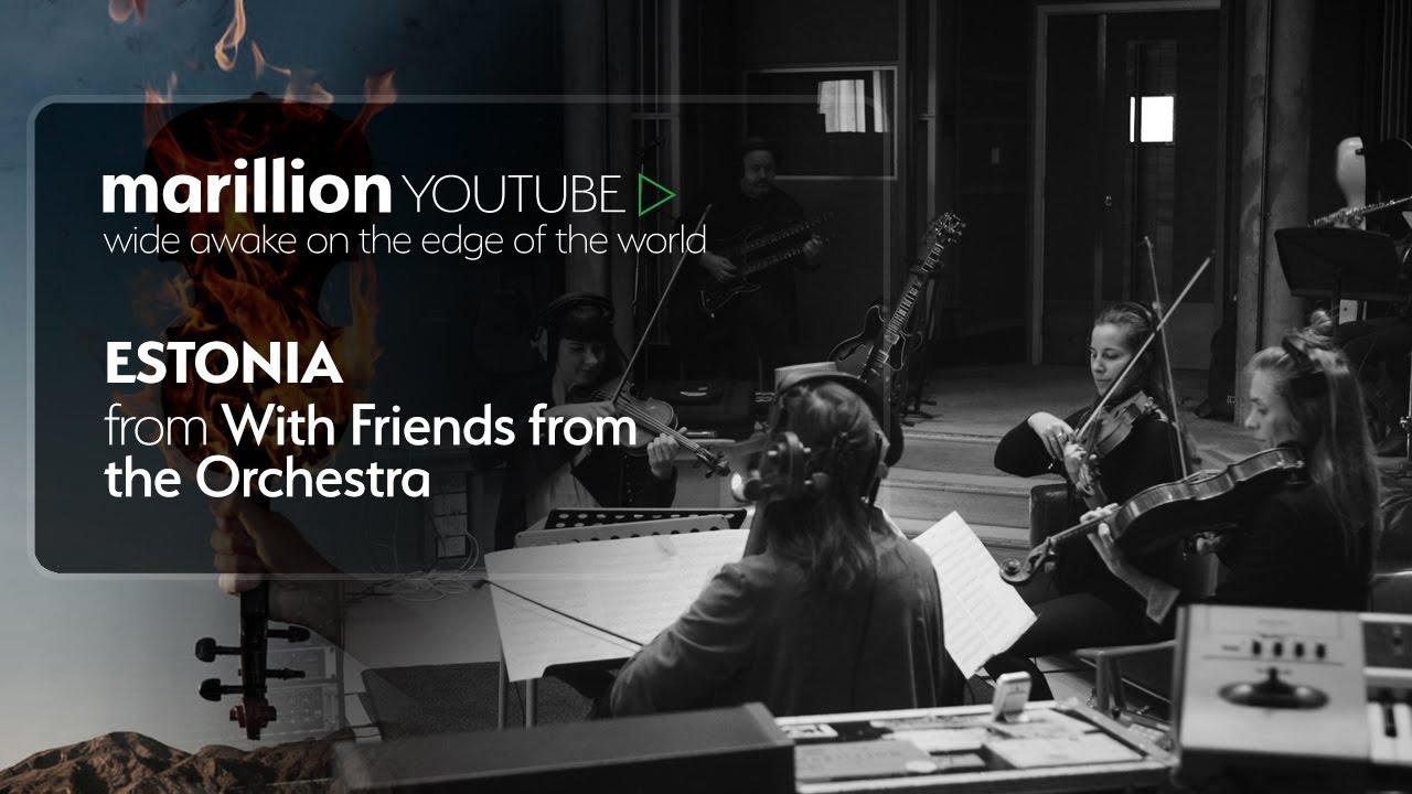 MARILLION & THE ORCHESTRA - Estonia
