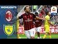 Download Video Milan 3-1 Chievo | Higuain Double Sees Rossoneri Past Chievo | Serie A