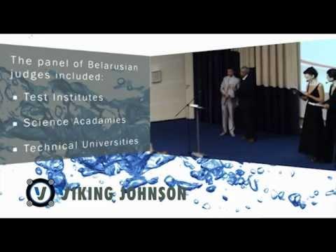 Viking Johnson wins Belarus Award for NGUG