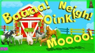 Cat Lost Her Meow! Helping farm animals find their voices.