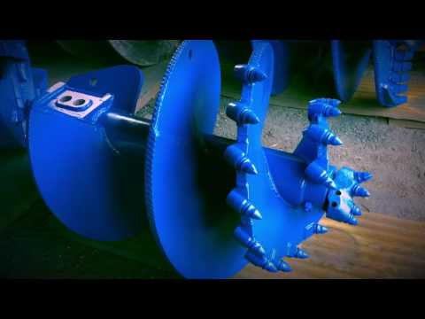 Rock Auger For Piling