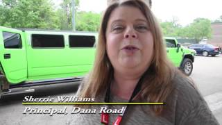 Dana Road Limo Ride