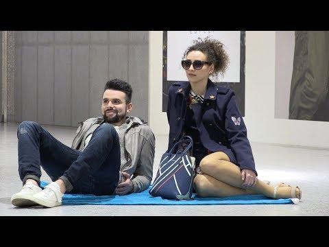 Olympia Einkaufszentrum München - Fashion-Show Frühjahr/Sommer 2018 OEZ