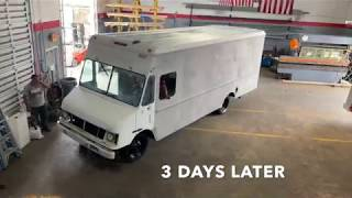 Food Truck Construction Of Our Showroom 2019 / How To Start A Food Truck?