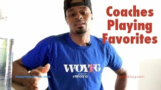 What To Do When Coaches Play Favorites | Dre Baldwin