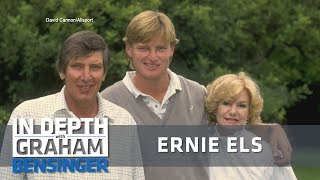Ernie Els: The Perks Of Growing Up Rich