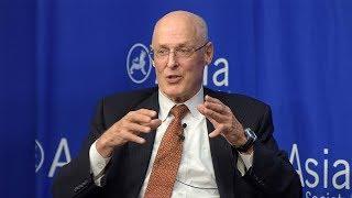 Henry Paulson on a U.S.-China Economic Iron Curtain