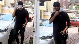 Actor Teja Sajja Exclusive Visuals @ Hyderabad |