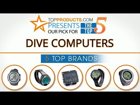 Best Dive Computer Reviews 2017 – How to Choose the Best Dive Computer