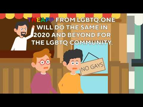 LGBTQ - Explainer Video Animation