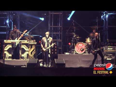 PEPSI MUSIC, EL FESTIVAL / Día 1 / Catupecu Machu -