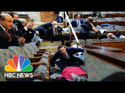 Congressman Opens Up About Post-Traumatic Stress After Jan. 6 Insurrection | NBC Nightly News