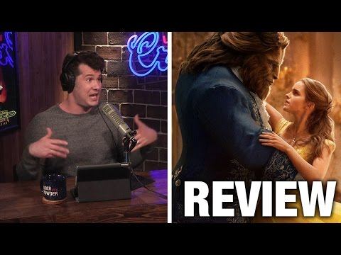 REVIEW: Beauty and The Beast. Yay or Gay? | Louder With Crowder