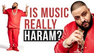 Is Music really Haram? The sad reality of Today's Music!