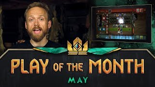 GWENT: THE WITCHER CARD GAME   Play of the Month (May 2018)