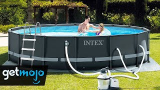 Top 5 Best Above Ground Pools