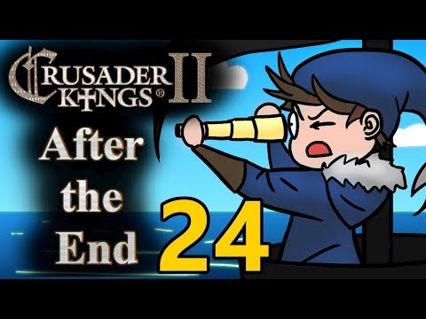 CKII: After the End - Tortoise and Sparrow - Episode 24 - [Red Death]
