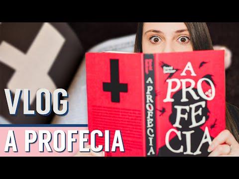 Lendo A Profecia de David Seltzer l Vlog de Leitura