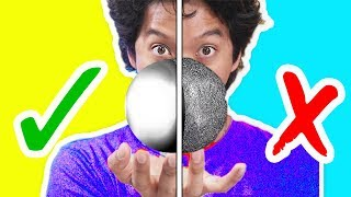 72hr Mirror-Polished Japanese Foil Ball Challenge - Video Youtube