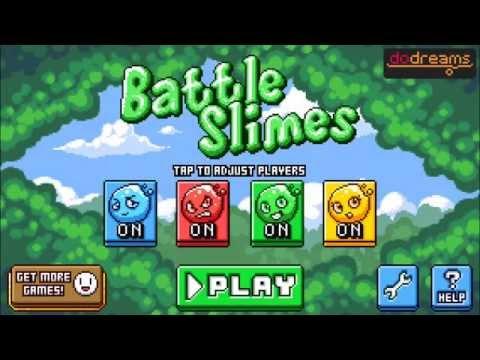 Battle-Slimes