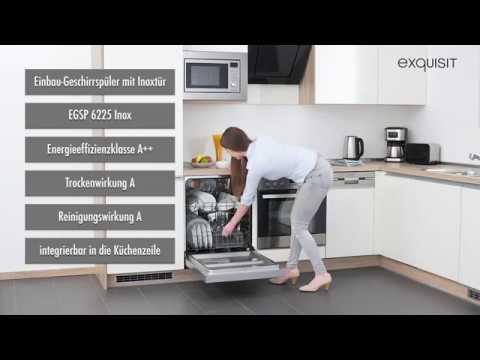 Unterbau-Geschirrspüler EGSP 6225