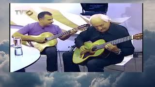 LUIZ  ALVES  NA TV/// ORLANDO ALDASI VIOLÃO 7 CORDAS