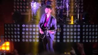 Arctic Monkeys live at Northside Festival 2013