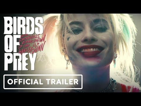 Birds of Prey (2020) Trailer