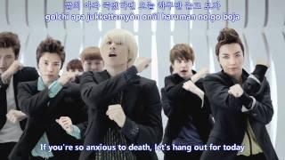 Super Junior - Mr Simple [ENGSUB] [MV] ♬
