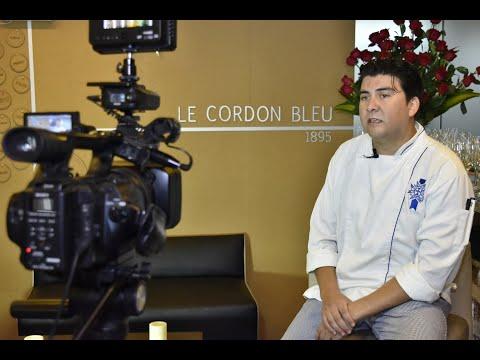 """Chilenos en """"Le Cordon Bleu"""""""