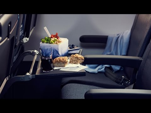 SAS New Food & Beverage Concept - Dining imagined by travelers
