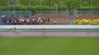 2016年5月15日佐賀県陸上競技選手権大会男子4×400mR決勝