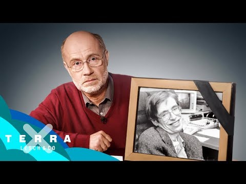 Stephen Hawking Hinterlässt Uns Letzte Videobotschaft Schaut In