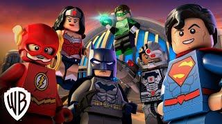 LEGO DC Comics Super Heroes: Justice League: Cosmic Clash (2016) Video