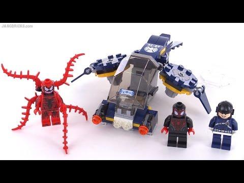 LEGO® Super Heroes ЩИТ: Воздушная атака Карнажа 76036