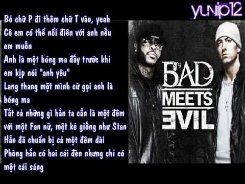 [Vietsub] Bad Meets Evil - A kiss