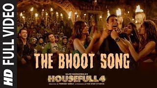 Full Video: The Bhoot   Housefull 4   Akshay Kumar, Nawazuddin Siddiqui   Mika Singh, Farhad Samji